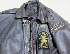 509th PIR A2 Flight Jacket with Acme Whistle